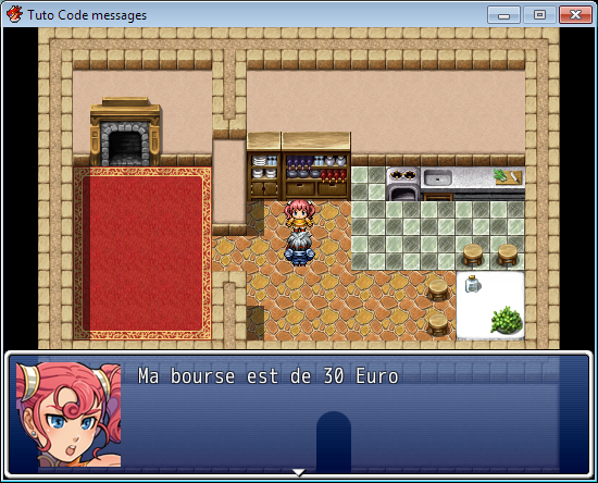 [ace]]Les codes messages dans Rpg Maker VxAce. Unite3