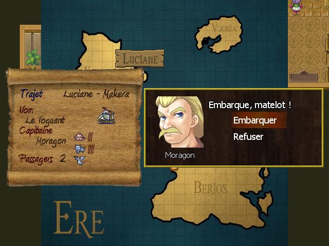 Prise de screens de la map
