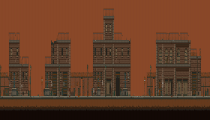 Ghost town - Test map pour platformer