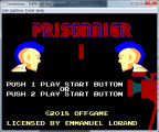 Prisonnier II Title Screen