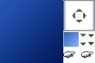 Quelques windowskins pas banal et pas de mwa :3 Bleu12