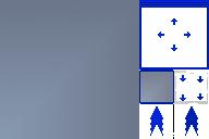 Quelques windowskins pas banal et pas de mwa :3 Bleu5