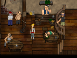 Scumm Bar - Monkey Island : L'appel de Murray