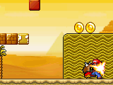Super Mario Gravity - Assèchement
